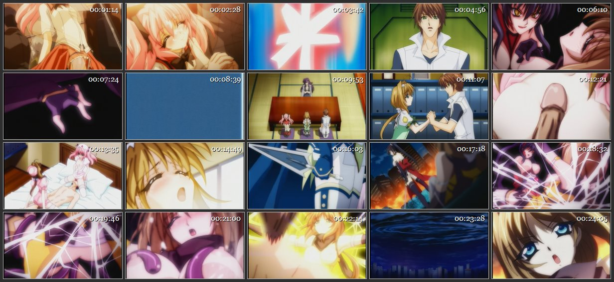 Screenlist Beat Blades Haruka episode 3